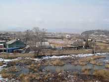 Barracks at Shkotovo - 2008