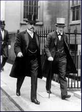 Borden, Churchill, and the Imperial War Cabinet